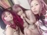 赤髪3人組♡